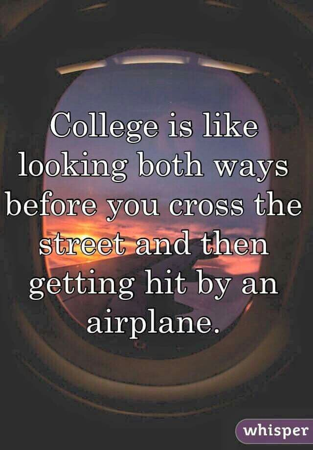 Hey It's An Animu Quote Favorites Pinterest School Humor Gorgeous Quotes About College Life