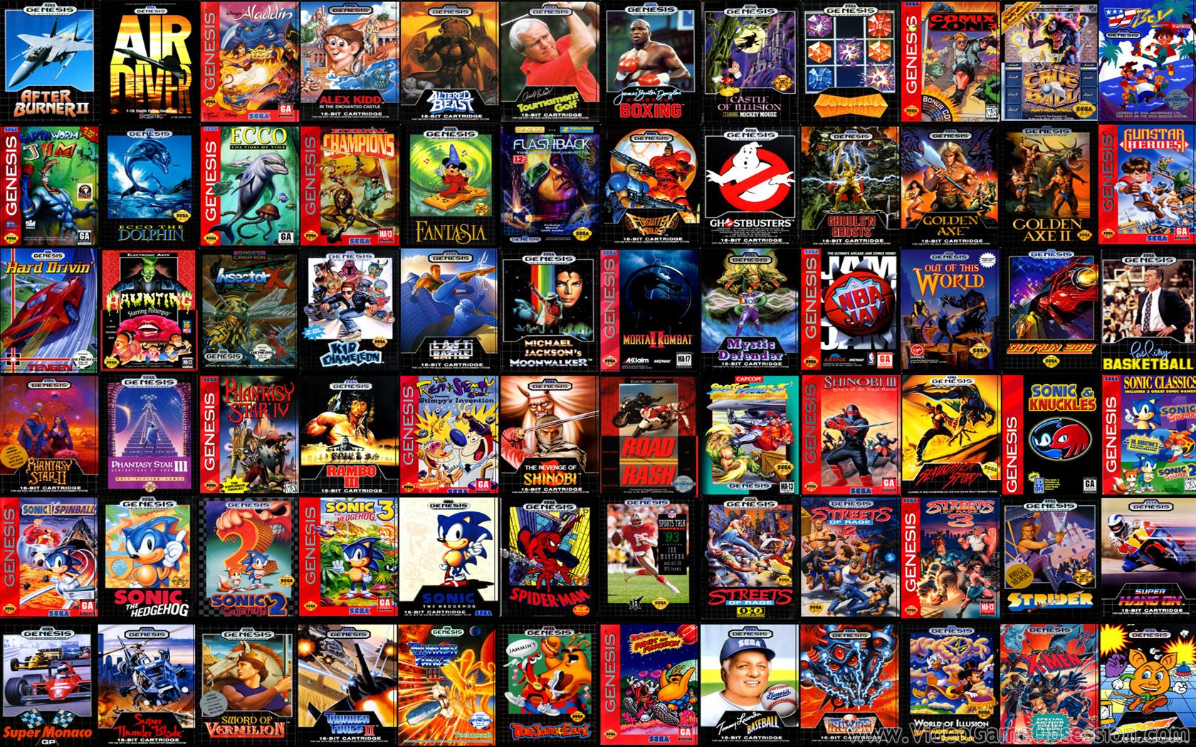 Video Game Wallpapers Classic Desktop Background
