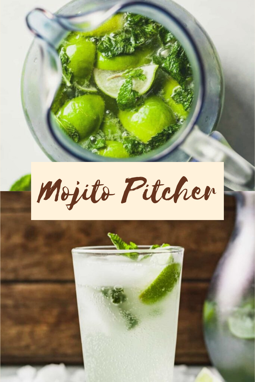 Mojito Pitcher