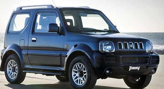 Suzuki Jeep Suv Automobile