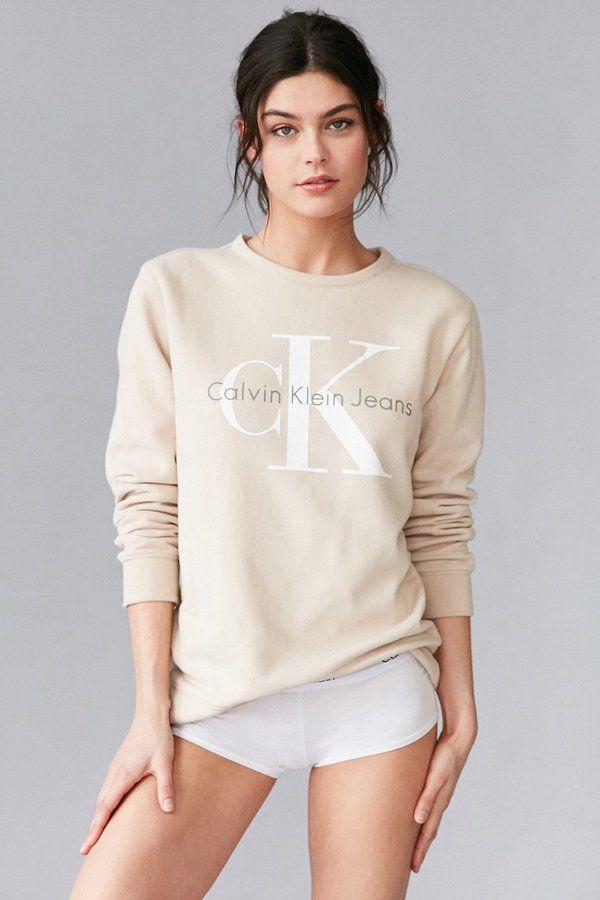 32e2774f2c8ea Calvin Klein For UO Sweatshirt