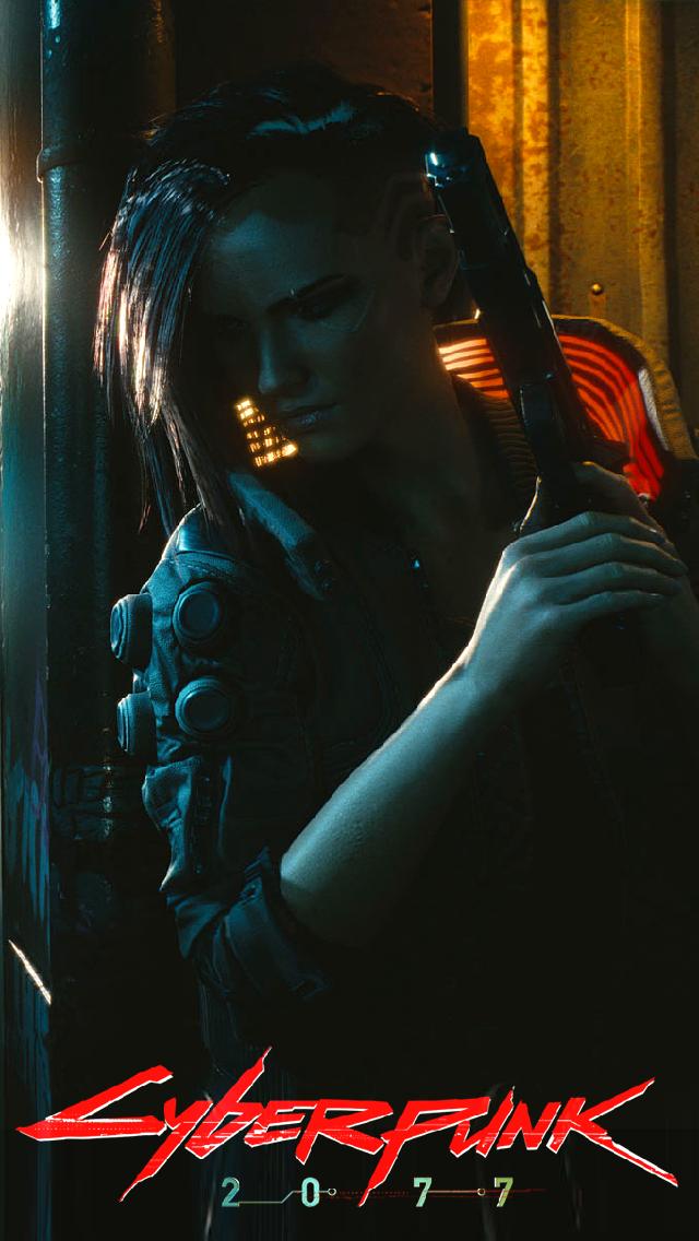 Futuristic Cyberpunk 2077 Cyberpunk girl, Cyberpunk