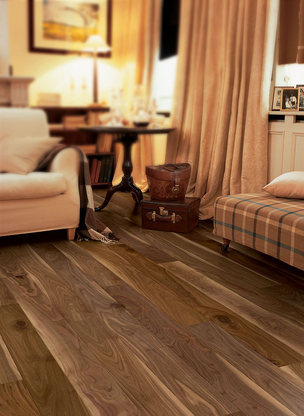 Room Quick Step Parquet Flooring