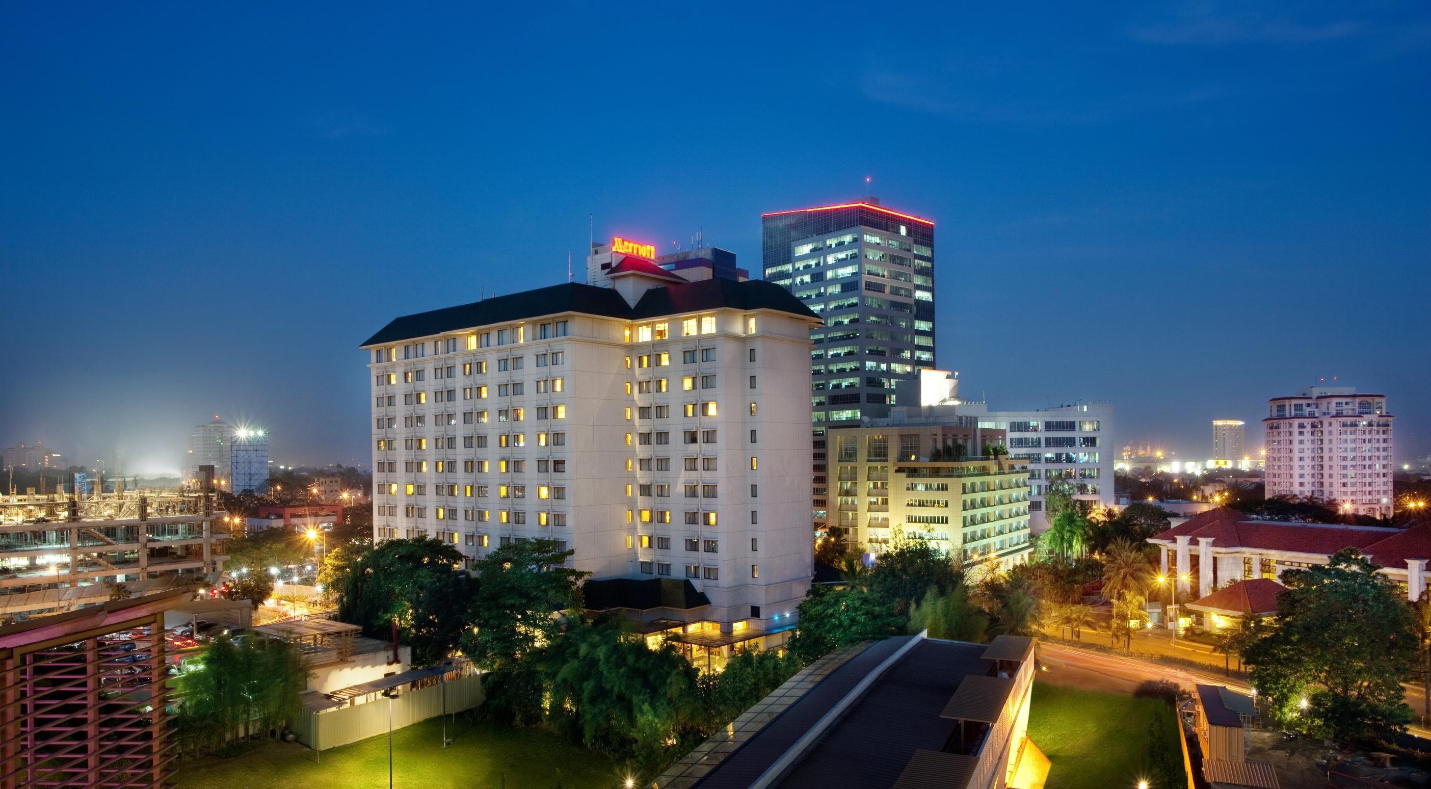 マリオット セブ シティ (Cebu City Marriott Hotel) -セブ島- 口コミ・価格比較・宿泊予約