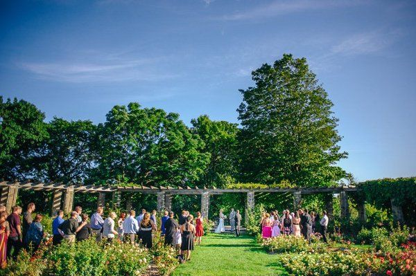 Boerner Botanical Gardens Weddings
