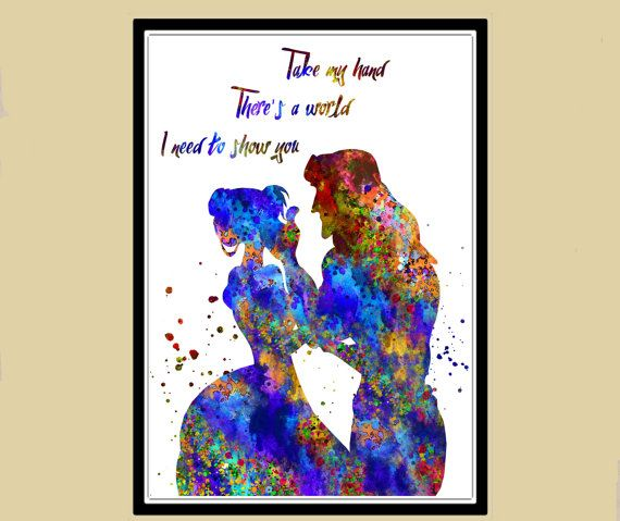 Jane And Tarzan Jane And Tarzan Quote Watercolor By Rosalisart