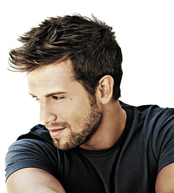 I Love Pablo Alboran I Think He Is The Best Singer Of This Time He Is Lovely Men Haircut Styles Haircuts For Men Mens Hairstyles Short