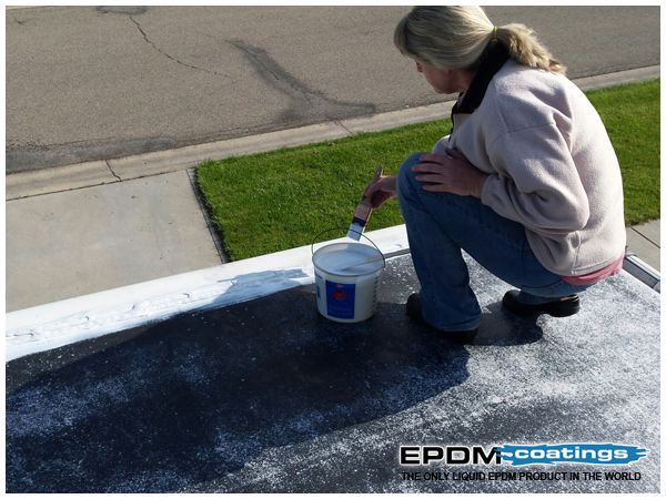 Roof Repair Solutions Solve Your Problems For Longer Time Roof Repair Rv Roof Repair Rubber Roofing