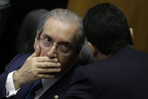 Supremo autoriza quebra de sigilo fiscal e bancário de Cunha (foto: EPA)
