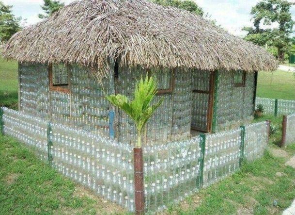 Top Construire une serre en bouteilles plastique | Idée marmule  ES22