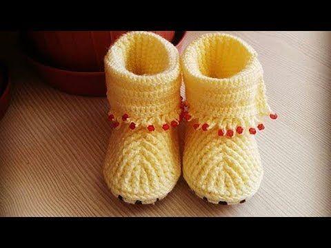 Photo of 25 Keine Perlen Booties für Babys – YouTube #Babys #Booties #für #keine #Perle…