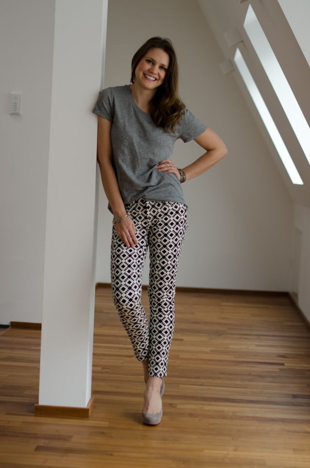 Geometric Jeans and gray