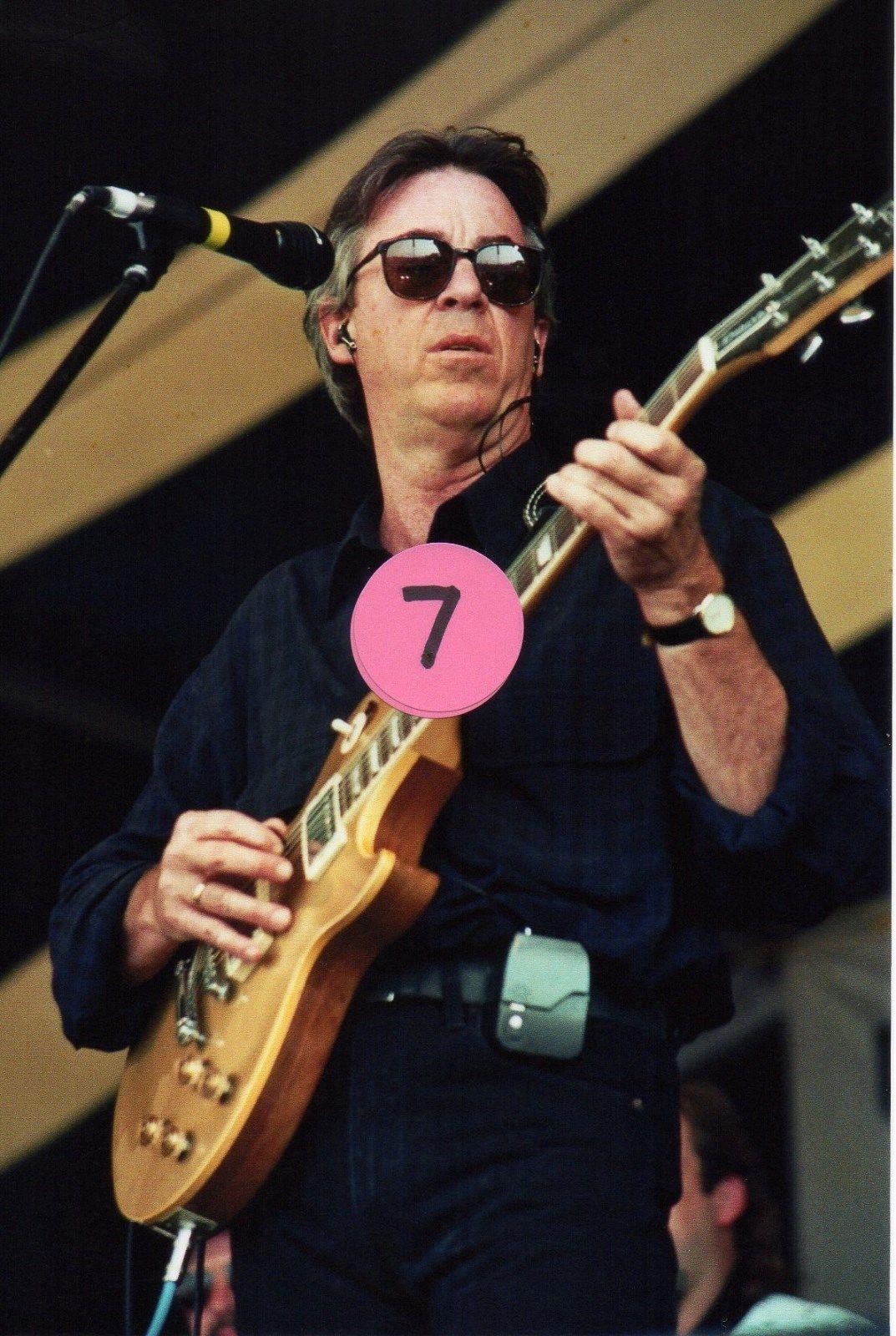 Boz Scaggs 9 - 5X7 Color Concert Photo Set #2B 7 • $12.42