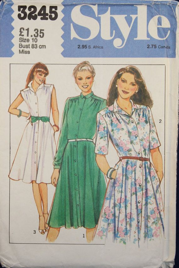 Pin On 1980 Patterns