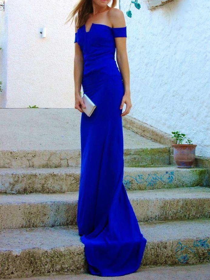 Cobalt dress #MensFashionNightOut #cobaltdress Cobalt dress #MensFashionNightOut #cobaltdress