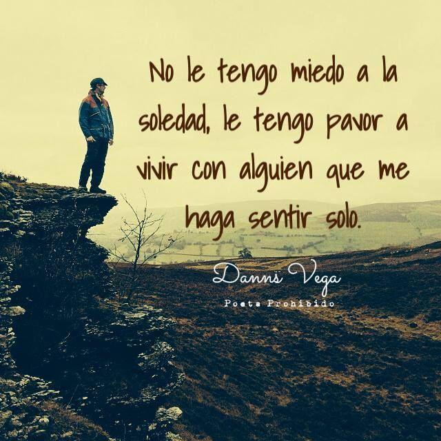 ===El miedo a la soledad...=== 6a944857b8a2b9936898b7b334aba30b