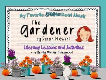 6a9452500db0c9c478320b8906c5bdcc - The Gardener By Sarah Stewart Activities