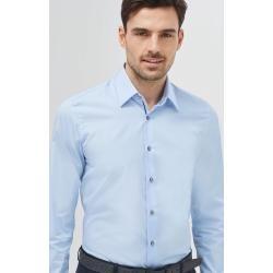 Photo of Shirt Pierce-K in medium blue Joop