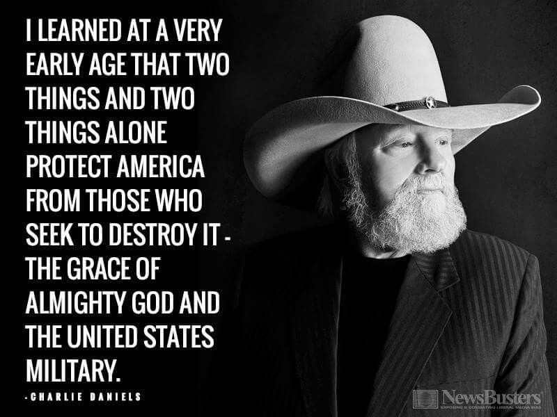 Charlie Daniels — The Patriot Post |Charlie Daniels Quotes