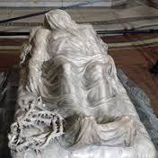 Cristo velato - Napoli - Cappella Museo Sansevero