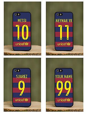 d06d31abce4 Messi FC Barcelona Football 2016 kit new Phone Cover Case fits Apple iPhone