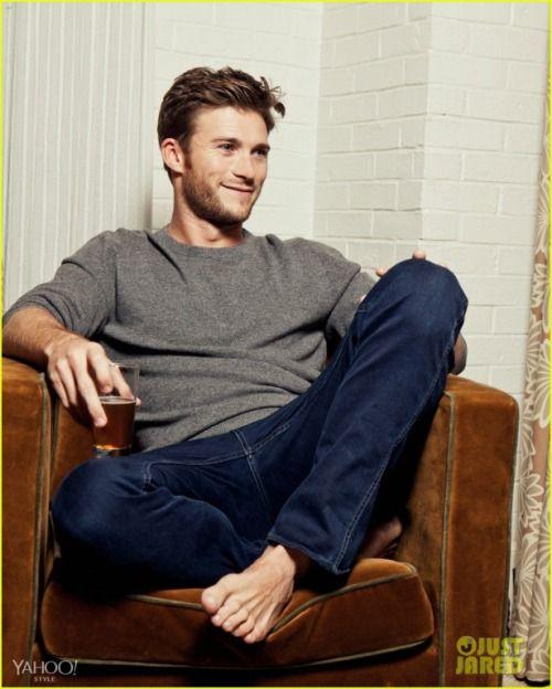 Scott Eastwood  Male Celeb Feet  Scott Eastwood -7938
