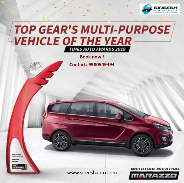 Top Gear's Milti-purpose Vehicle Of The Year