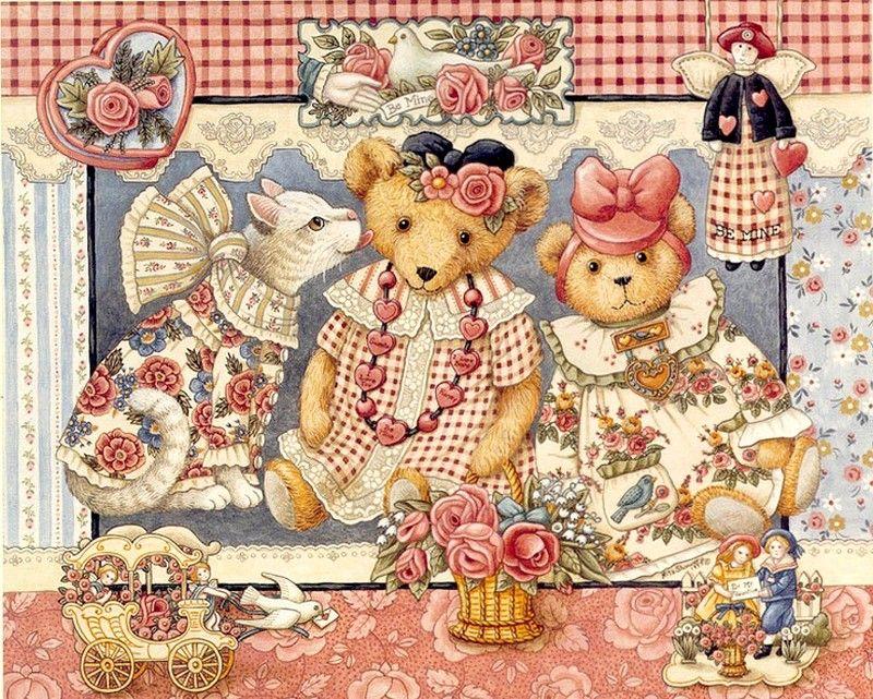 Nita Showers  — Teddy Bear   (800x641)