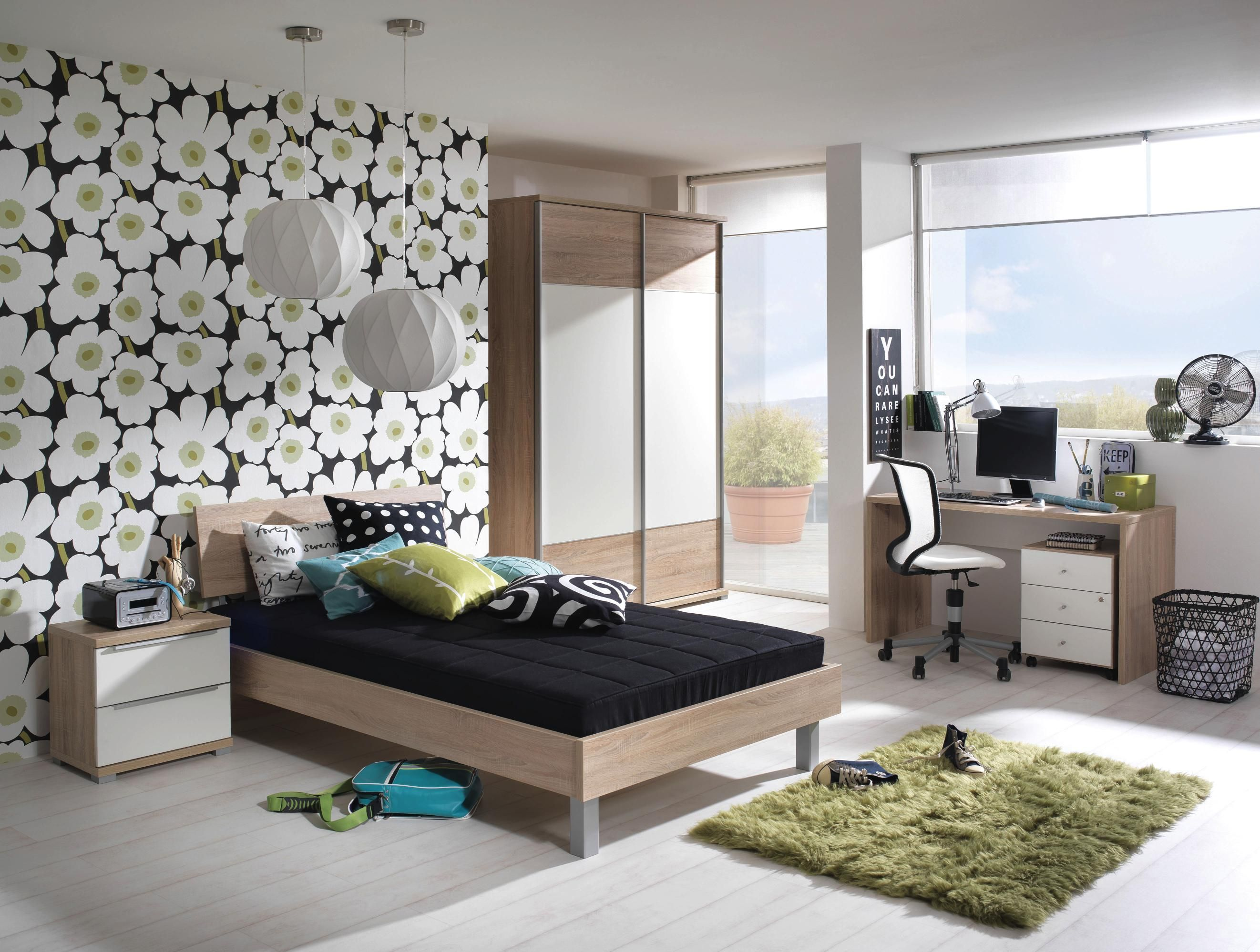 jugendzimmer planen. Black Bedroom Furniture Sets. Home Design Ideas
