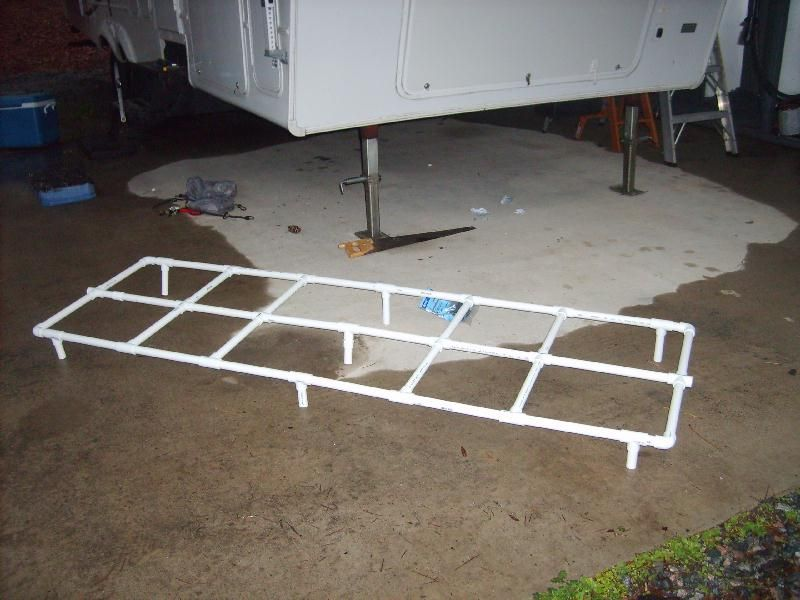 Trailer Slide Topper