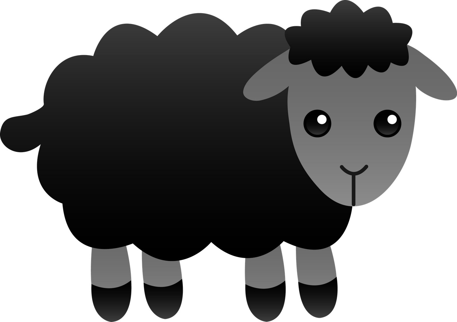 this is definitely me black sheep of the family i feel like this rh pinterest com black sheep clipart black and white black faced sheep clipart