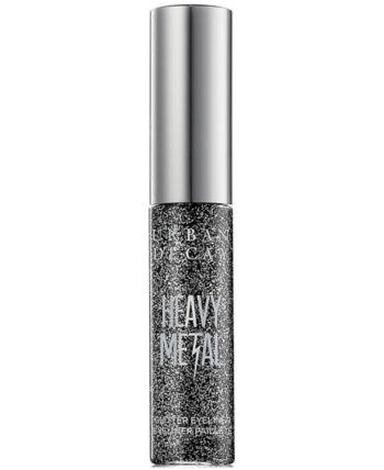 Urban Decay Heavy Metal Glitter Eyeliner - Distortion - iridescent glitter #glittereyeliner