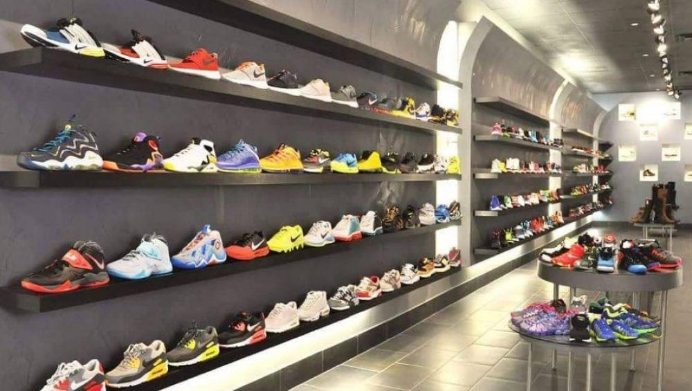 Running Shoe Stores Near Me Sac, Chaussure