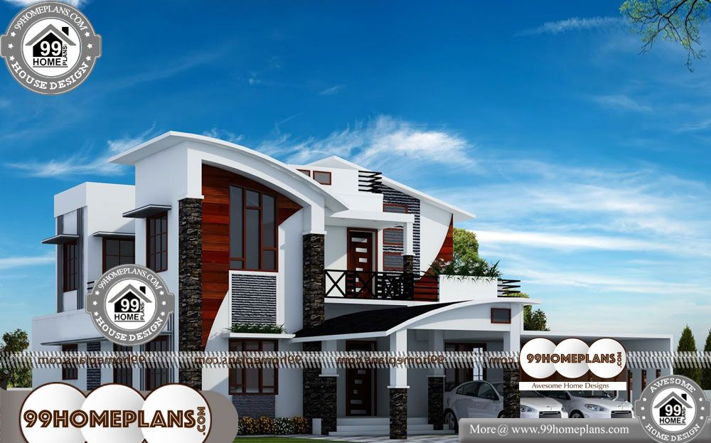 New Home Models And Plans 2 Story 2732 Sqft Home Terrace House House Design Beautiful Home Designs