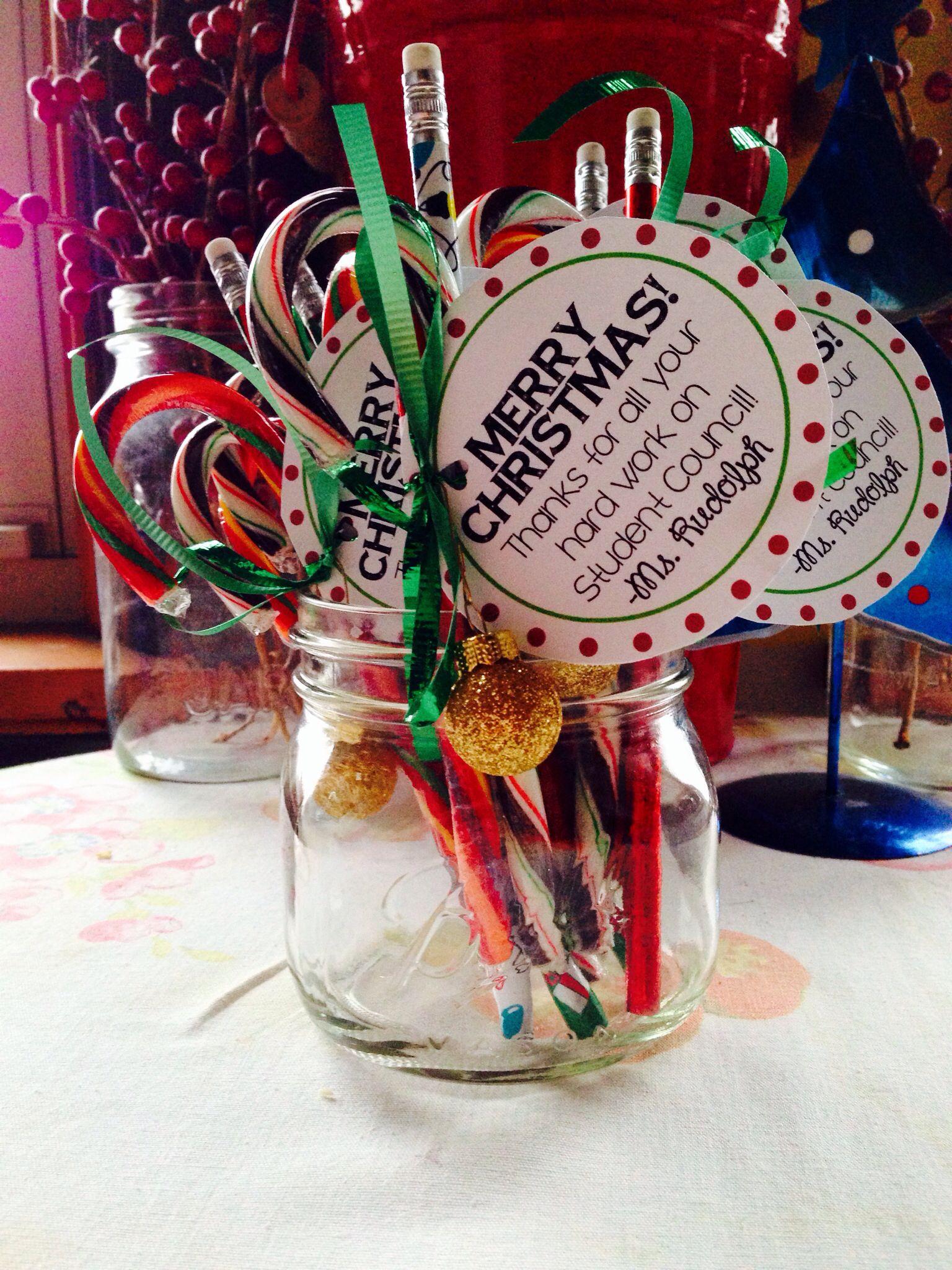 Student Council Christmas gifts …   Student christmas ...