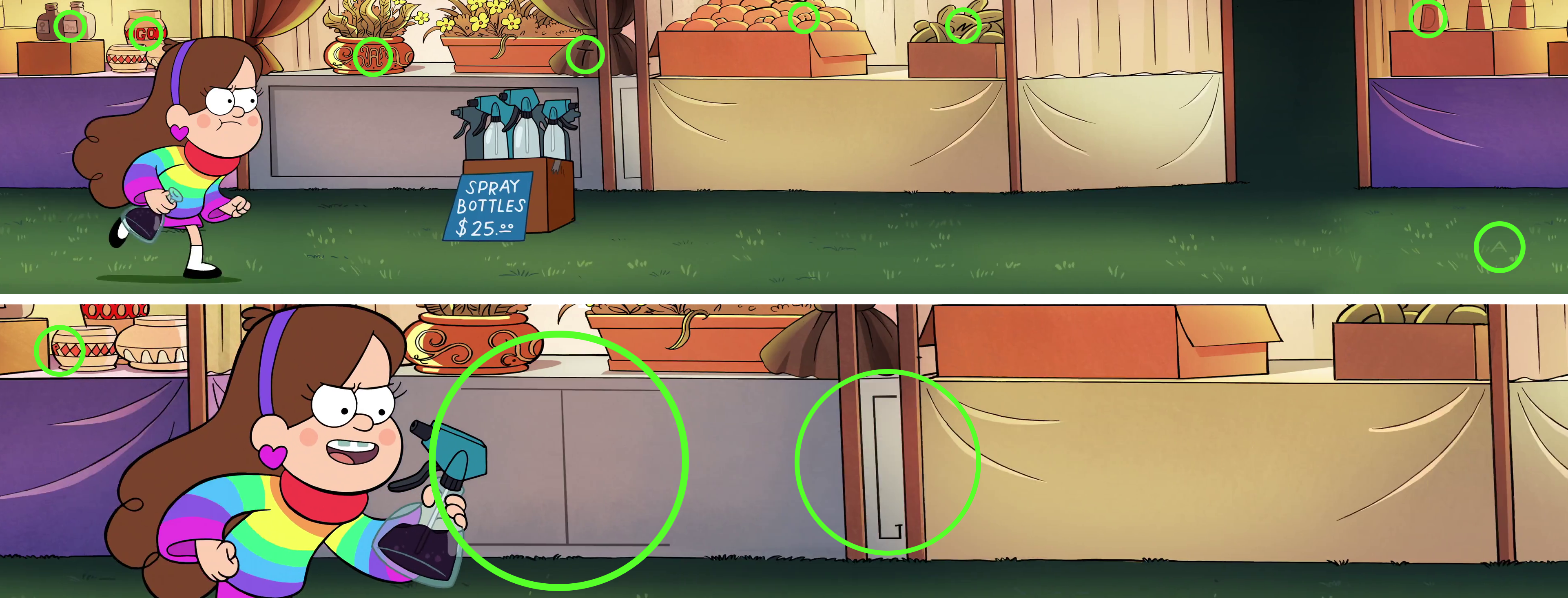 Gravity falls hidden messages in credits 47613 dfiles