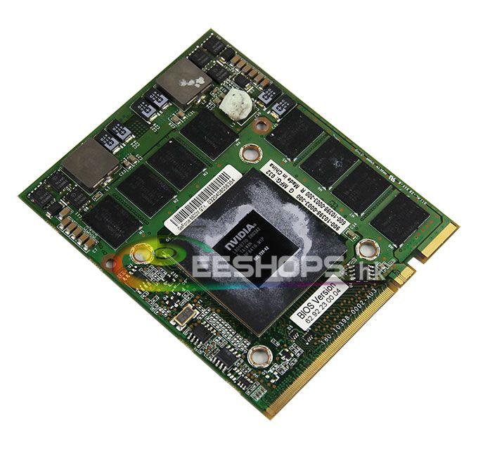 for Sager Clevo M57RU M570RU M571RU M57TU Laptop Graphics Video Card
