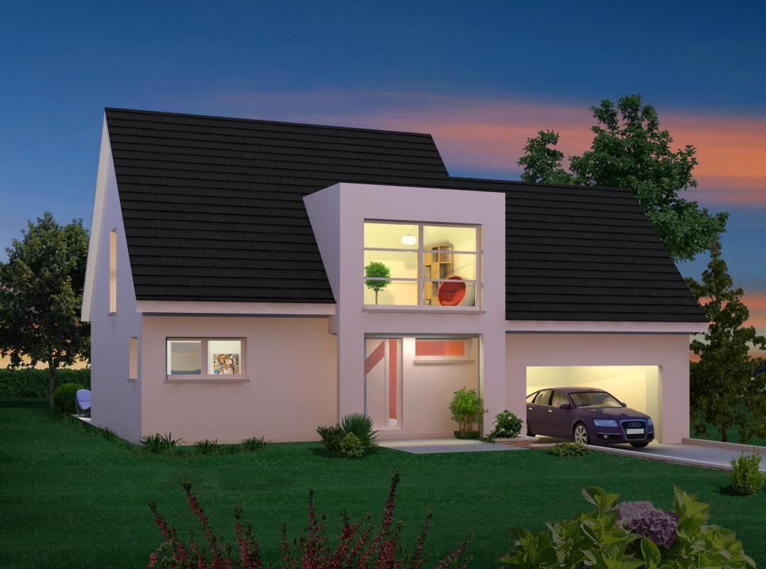 MAISONS STEPHANE BERGER : modele maison Modèle Maison LIBREA