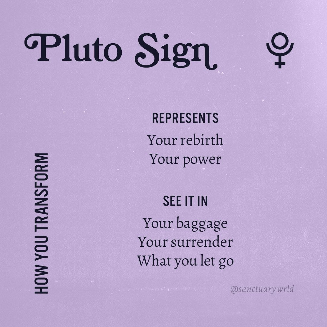 Transformational Pluto is the outer-most planet in our ...