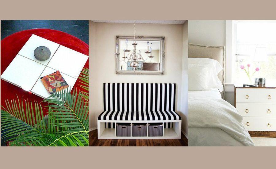 ideas para tunear muebles bsicos de ikea