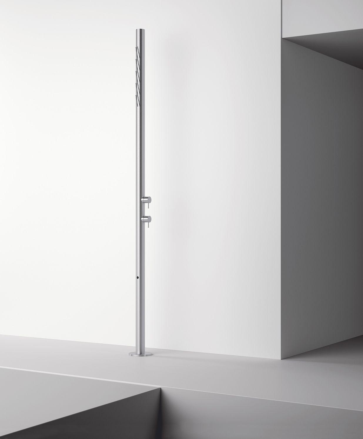 Zazzeri Z316 Shower Collection_Colonna doccia outdoor