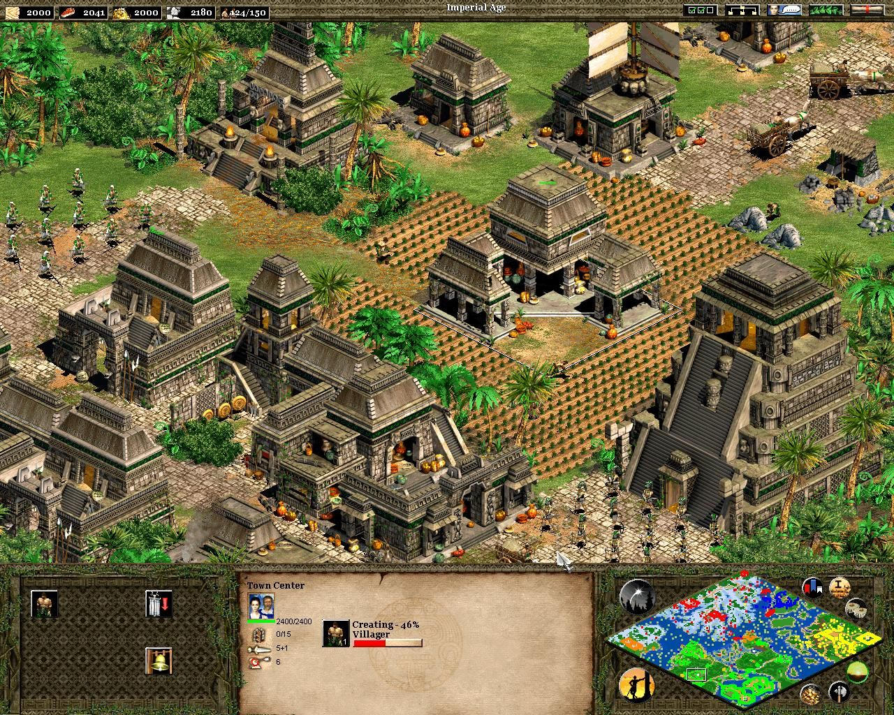 Age of Empires II: The Conquerors (Game) - Giant Bomb | Feudal