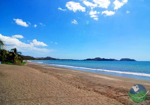 Playa Potrero Beach In Guanacaste Costa Rica There Is More To Do Than First Catch The Eye While Enjoying Swimming And Taking Sun On This