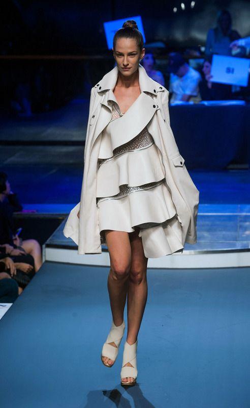 Jean Paul Gaultier s/s 2014 Paris Fashion Week