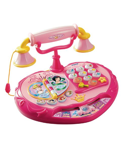Disney Princess Toy Phone : Princess toys telephone vtech electronic toy disney