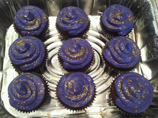 1f6a389b My Baltimore Ravens Cupcakes | Creative Cupcakes | Cupcakes ...