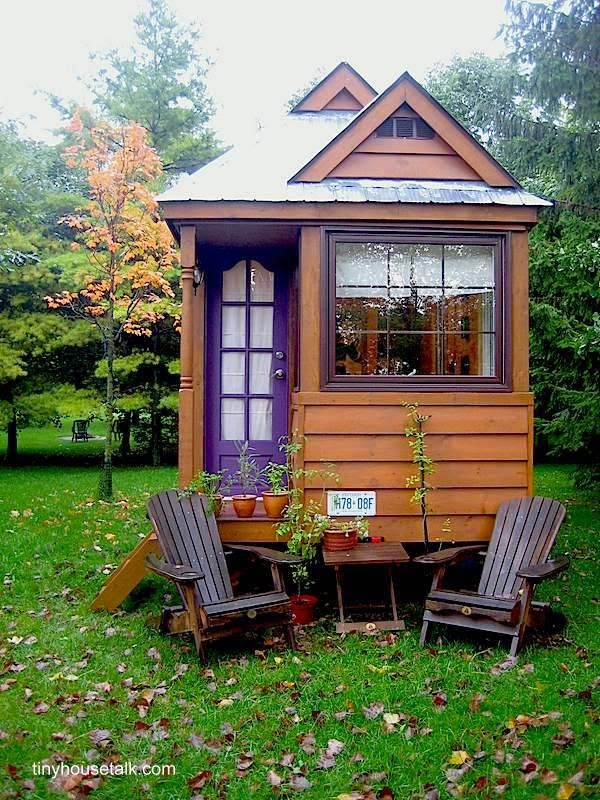 fachada+de+una+casa+de+madera+muy+pequeña.jpg (600×800) | casas ...