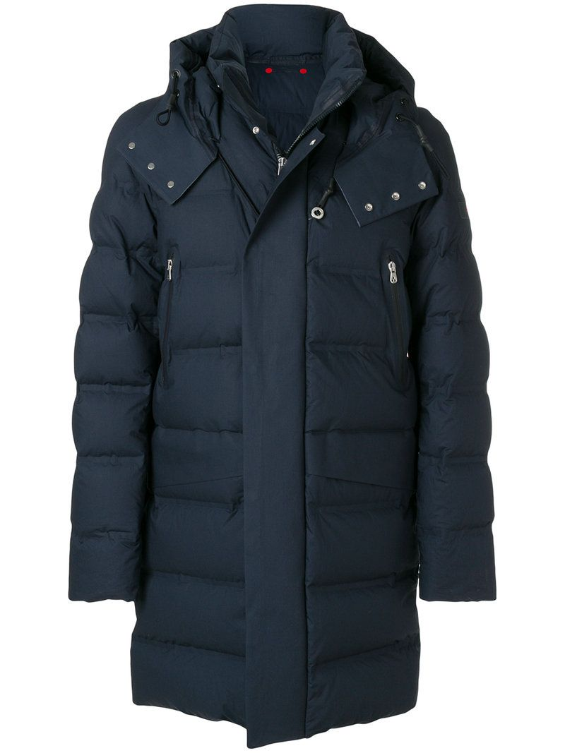 PEUTEREY HOODED PADDED PARKA. #peuterey #cloth #
