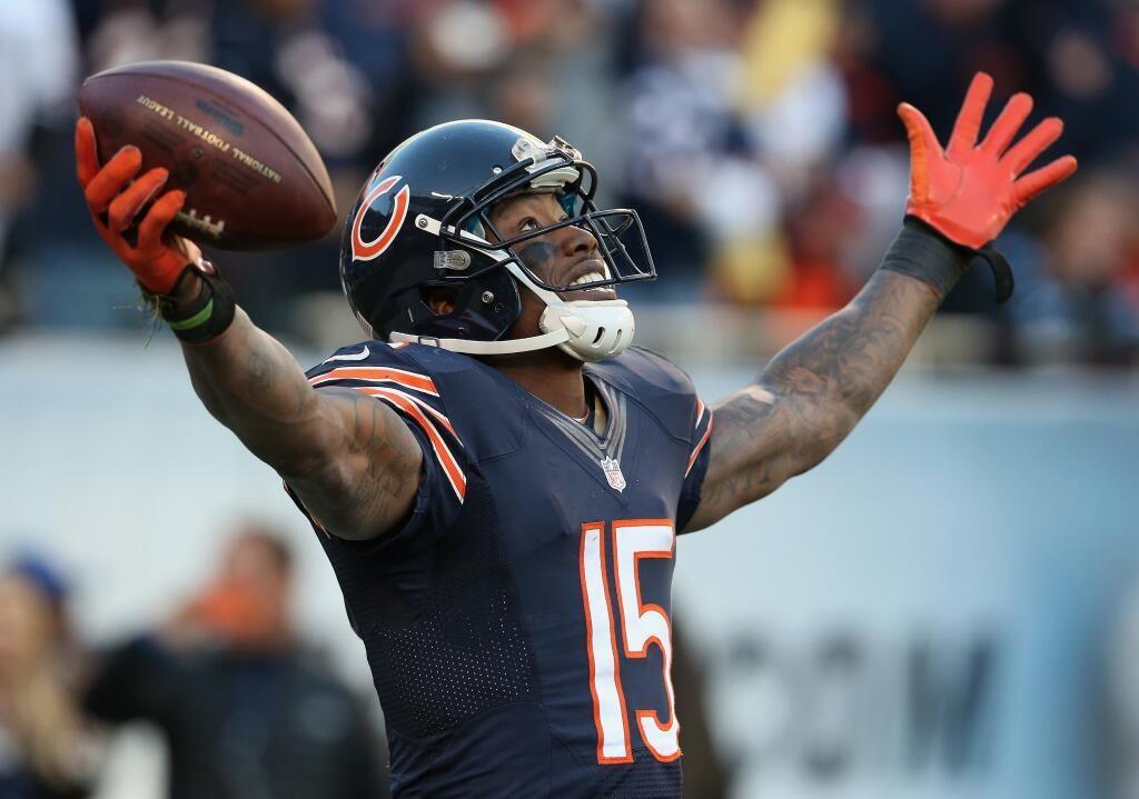 NFL on ESPN on Chicago bears pictures, Brandon marshall