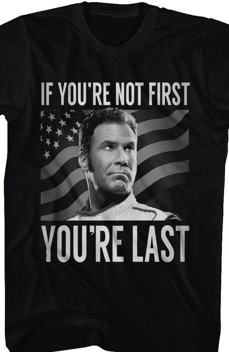 cbf86545b Talladega Nights Ricky Bobby T-Shirt | New Mens T-Shirts From ...